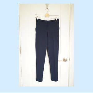 ASOS textured high rise chino pants